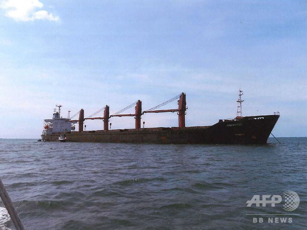 北朝鮮国連大使、米による貨物船差し押さえの「影響」を警告