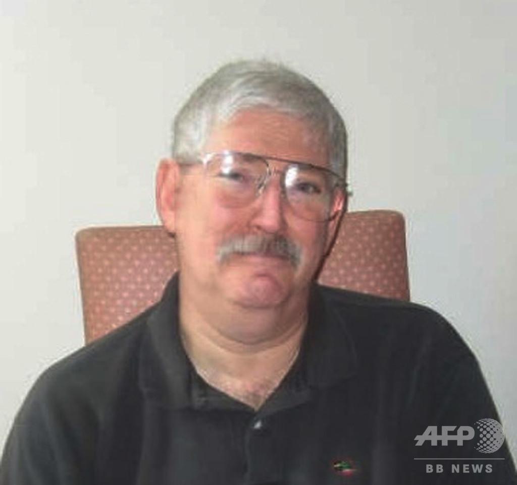 13年前に失踪したFBI元捜査員、イラン拘束下で死亡 家族が結論