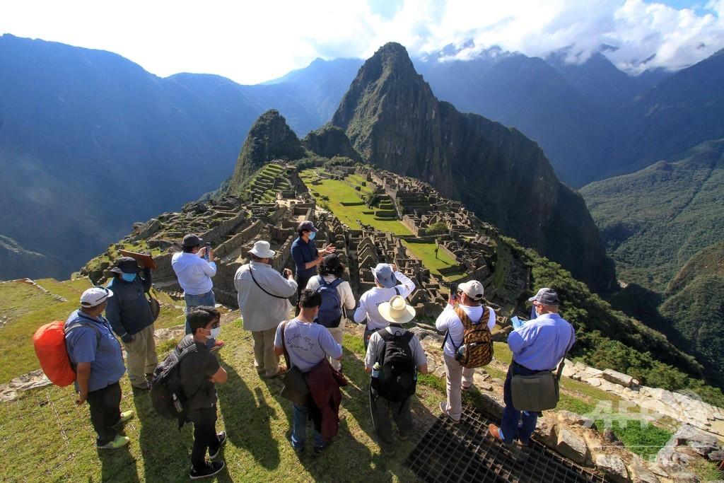 ペルーのマチュピチュ遺跡、7月再開予定も来場者激減の見通し
