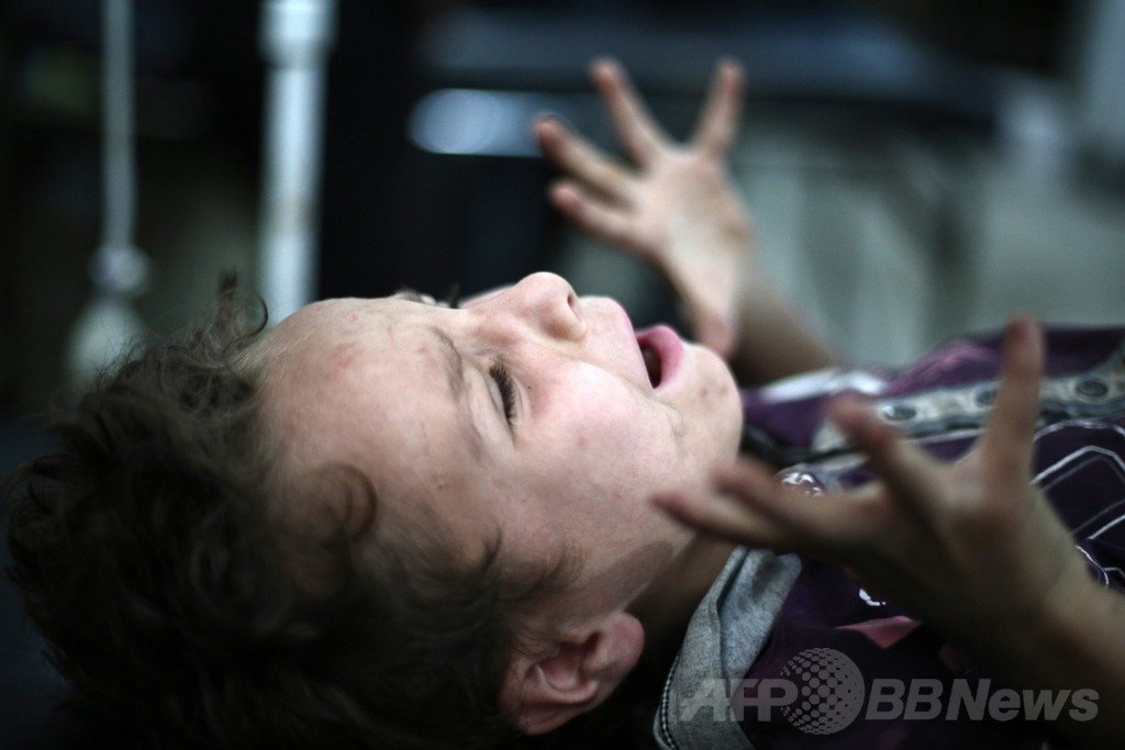シリア内戦の死者17万人超える、3分の1が民間人