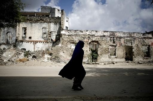 <ソマリア紛争>首都周辺で戦闘激化、市民ら避難できず