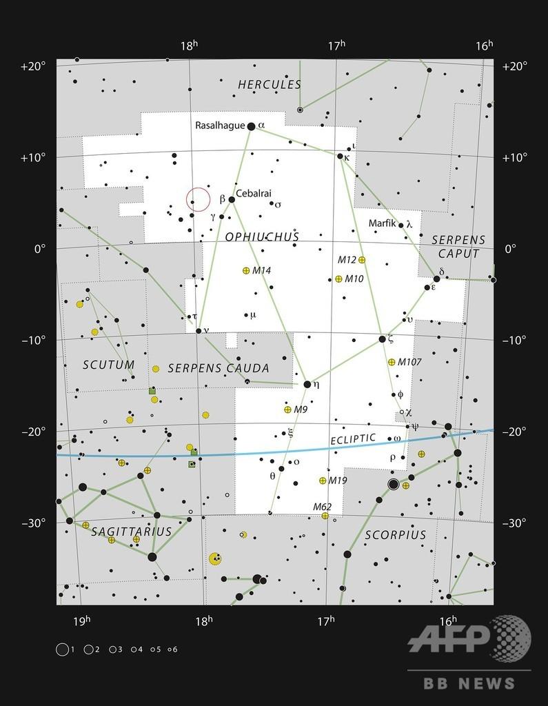 6光年先に「スーパーアース」発見、太陽に最も近い単一星を公転