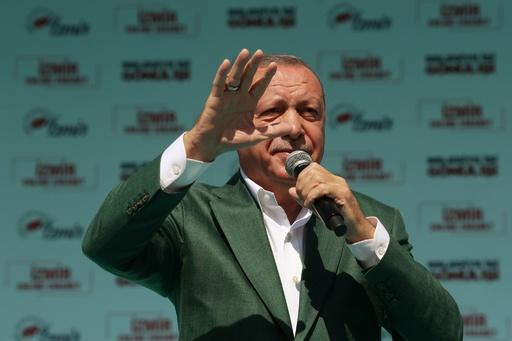 トルコ大統領、NZ乱射事件の映像を選挙集会で流す NZ政府は強く批判