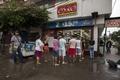 史上最強のハリケーン「パトリシア」、メキシコに上陸