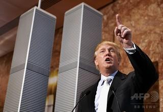 トランプ氏、「米大統領選の勝因はソーシャルメディア」