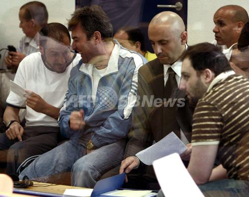 マドリード列車爆破テロ事件、最終公判 写真2枚 ファッション ニュース ...
