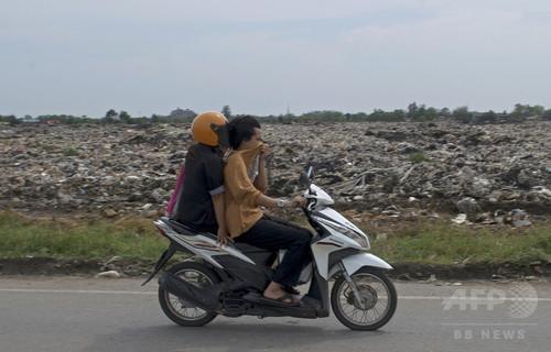 タイに迫る「ごみ危機」、首都圏で火災や漏出