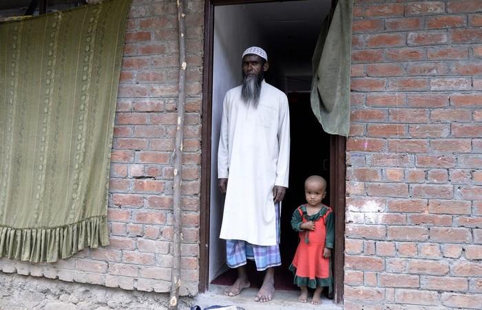 ミャンマーで迫害のロヒンギャ、インドなどでも厳しい状況に直面