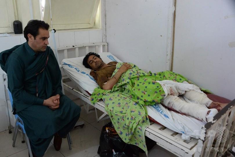 アフガニスタンのクリケット競技場で連続爆発、8人死亡 45人負傷