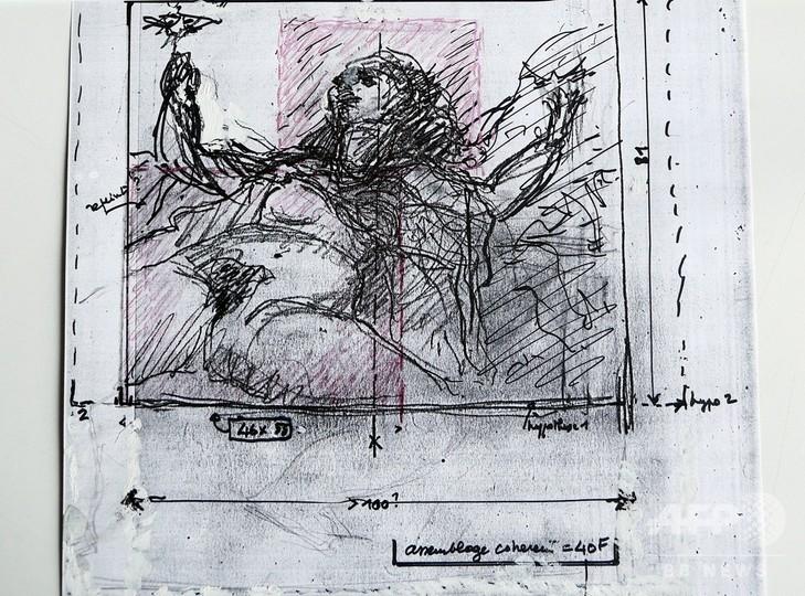 「最もわいせつ」な絵画、ついにモデル判明 クールベ作「世界の起源」