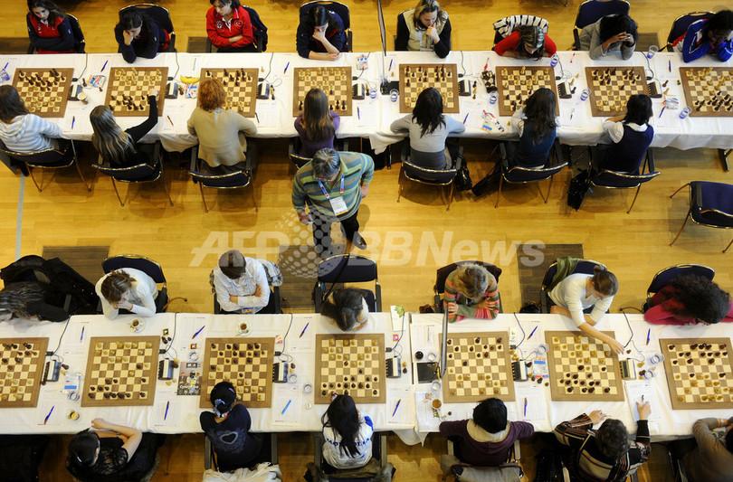 4年に1度のチェスの五輪「チェス...