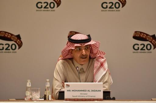 新型ウイルスで「リスク監視を強化」、G20財務相・中央銀行総裁会議