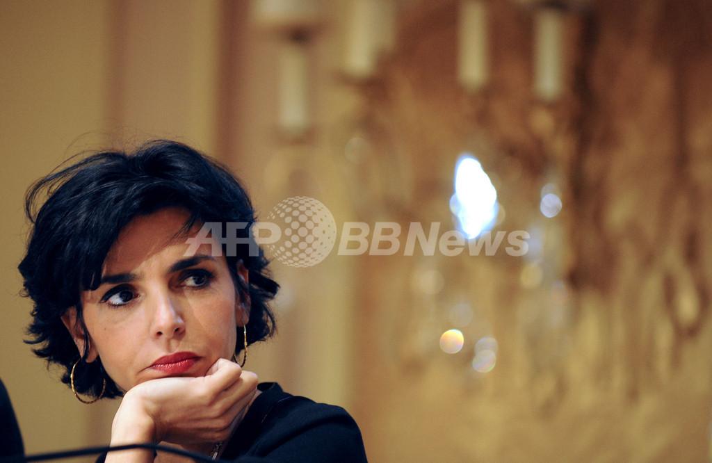 フランスのダチ法相、辞任の見通し 与党内で人気低下との指摘も