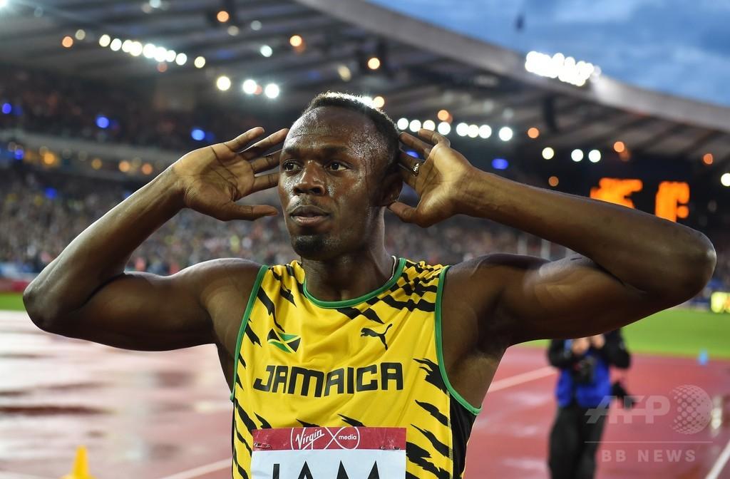 ボルト、今季初戦はバレンタインデーの400メートル