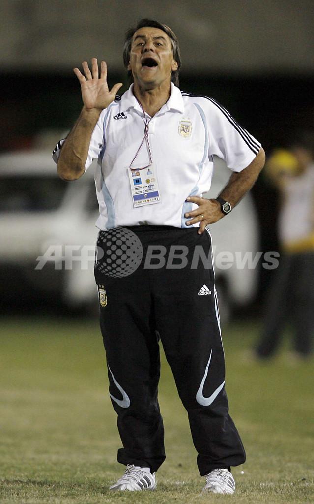 <サッカー 07南米ユース選手権>アルゼンチン モウチェの活躍でベネズエラに快勝 - パラグアイ