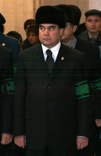 大統領選、ベルドイムハメドフ副首相が圧勝 - トルクメニスタン