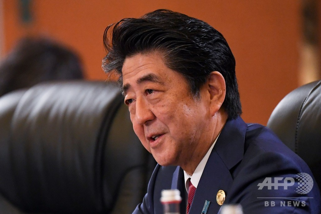 日中韓首脳が会談 中国、対北朝鮮で結束模索
