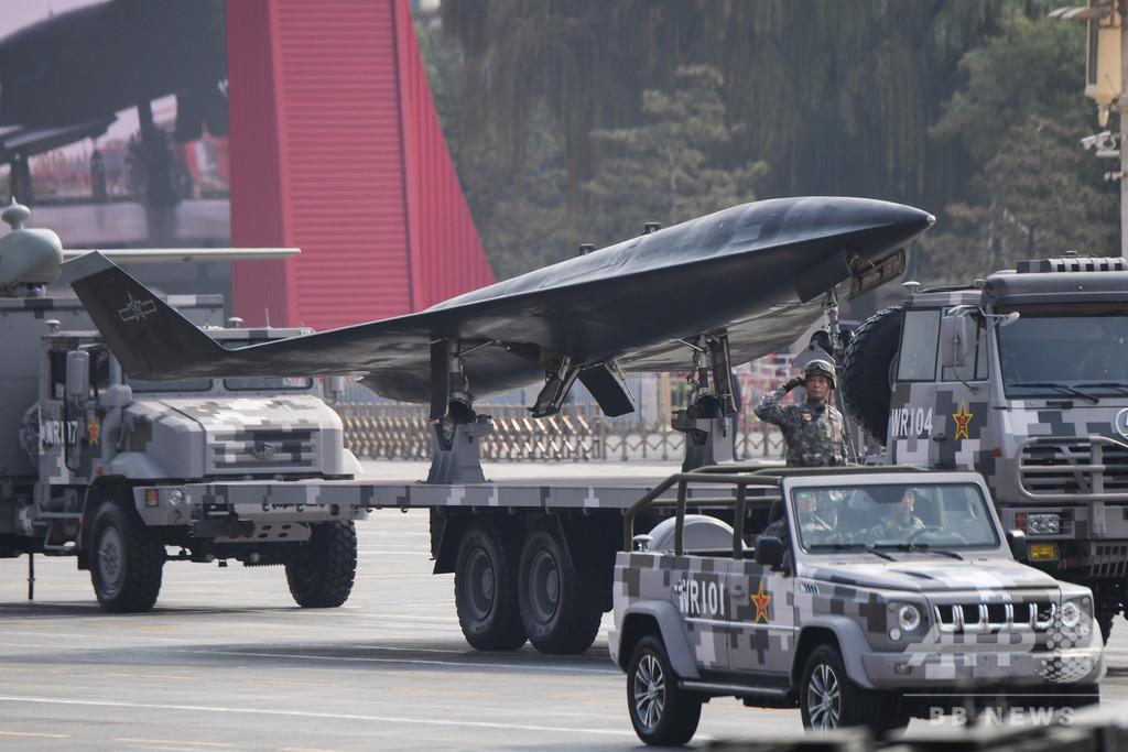 中国、世界第2位の兵器生産国に ロシア抜く