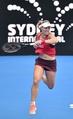 好調ケルバーがシドニー国際4強、全豪開幕前に自信深める