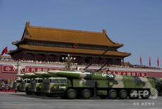 「中国軍ミサイルの脅威」で潤う米国の防衛産業
