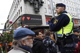 スウェーデン国内のイスラム過激派が急増、情報機関長官