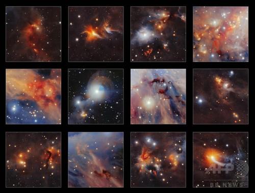 オリオン大星雲、天の川銀河の「星の製造工場」