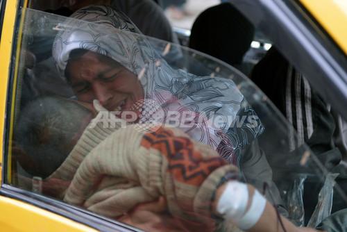 国際ニュース:AFPBB Newsシリア内戦、毎日5000人が国外避難