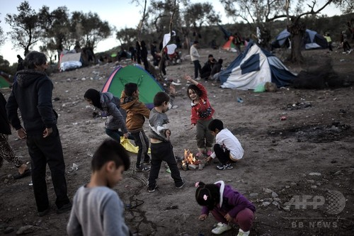 移民の子ども、1万人超が行方不明に ユーロポール