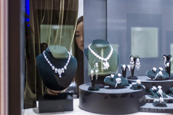 ダイヤモンド、2020年以降は減産の見通し デビアス