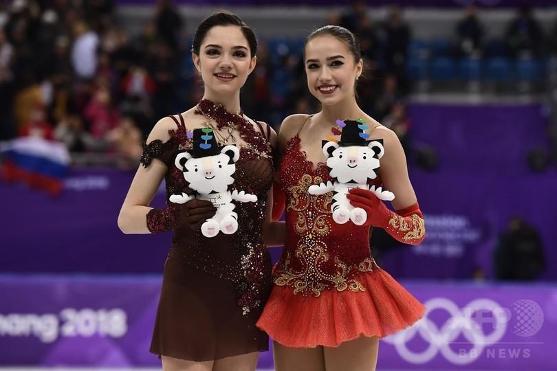 ザギトワがフィギュア五輪女王に、OARに初の金メダルもたらす
