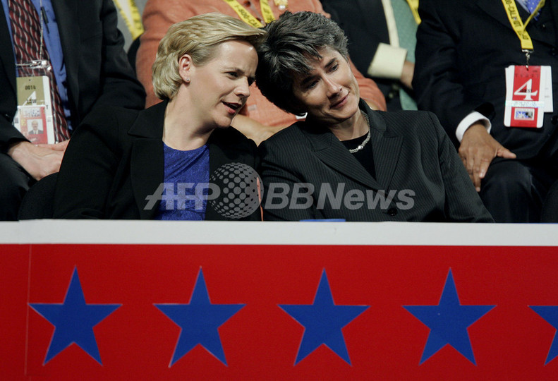 チェイニー元米副大統領の次女メアリーさんが同性婚