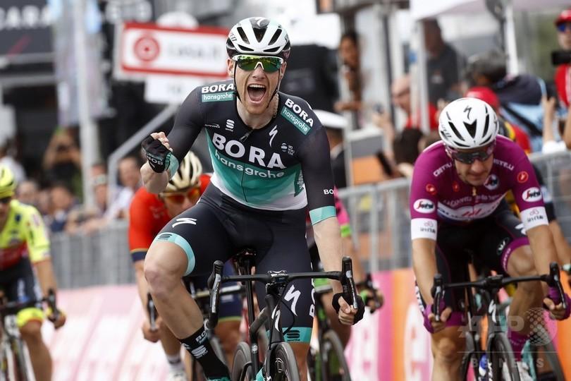 ベネットがスプリント勝負制して第7S制覇、ジロ・デ・イタリア