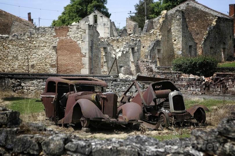 88歳元ナチス親衛隊員を起訴、フランスでの村民虐殺に関与