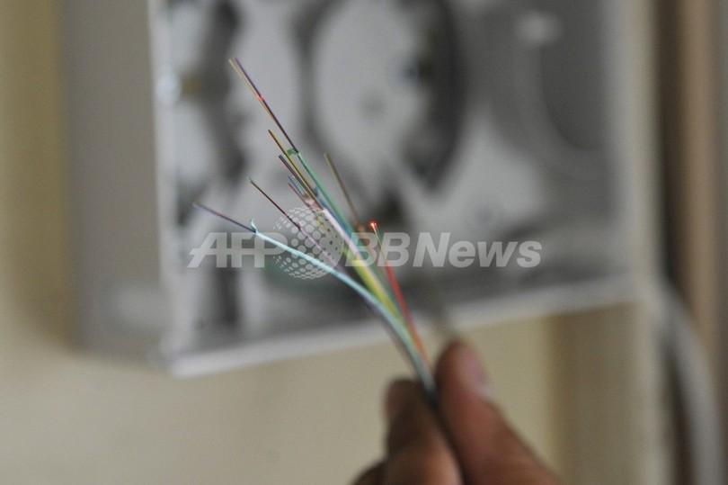 「光の渦」でインターネット帯域幅増大か、米研究