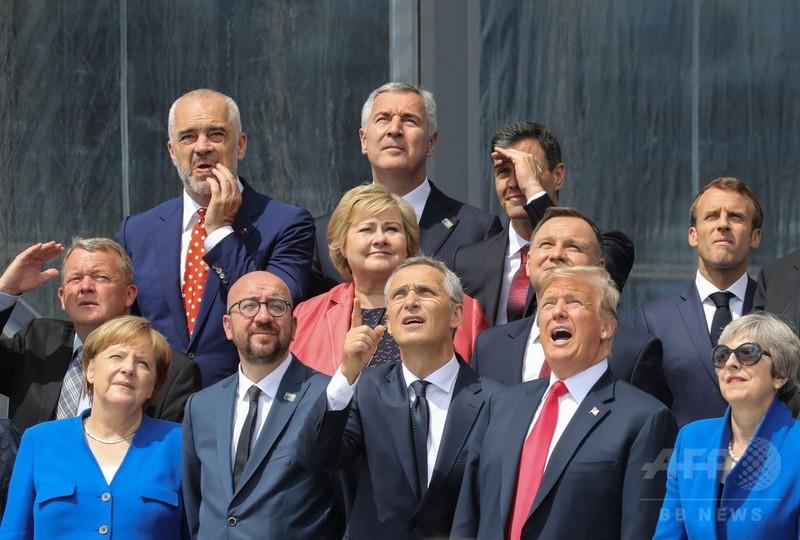 トランプ氏、NATO各国に国防費倍増を要求 同盟国に衝撃