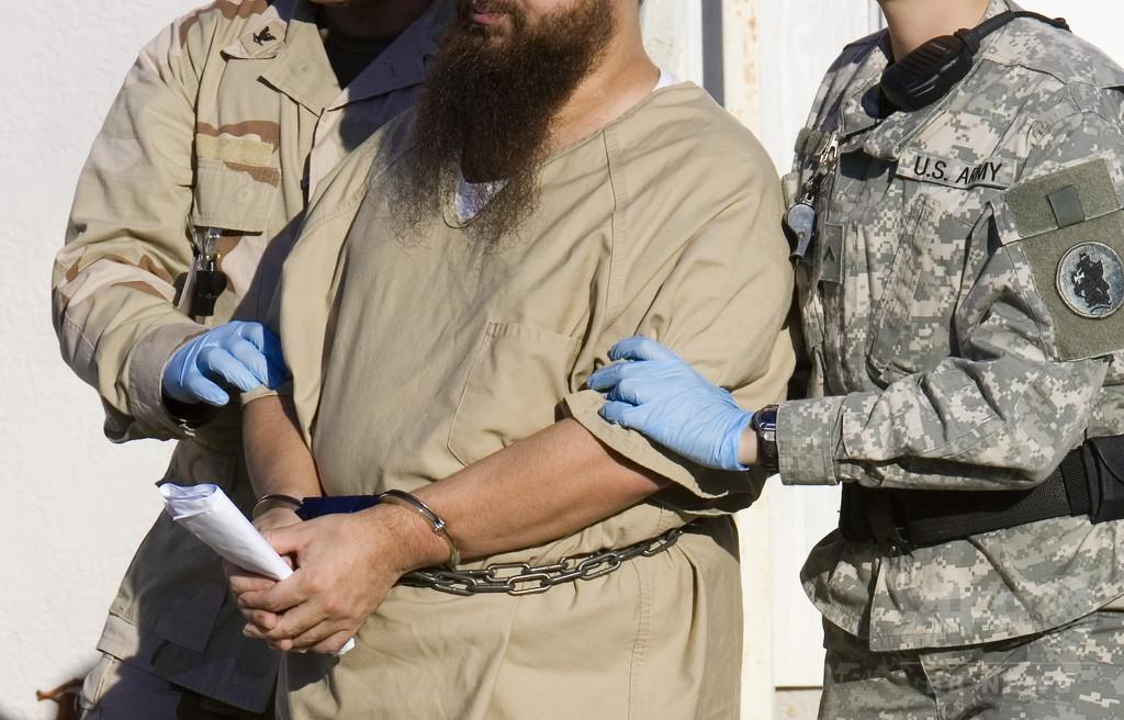 米CIAの拷問、関与した心理学者2人の裁判開始へ