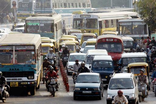 インド向け自動車はクラクションを強化、アウディ