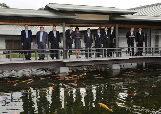 米ライス長官、北朝鮮に拉致問題解決呼びかけ G8外相会合