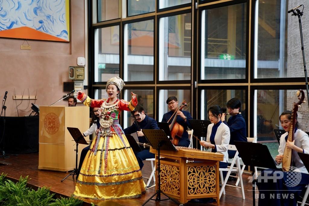 孔子学院奨学金を受け取った留学生が5万人に、中国への理解に貢献