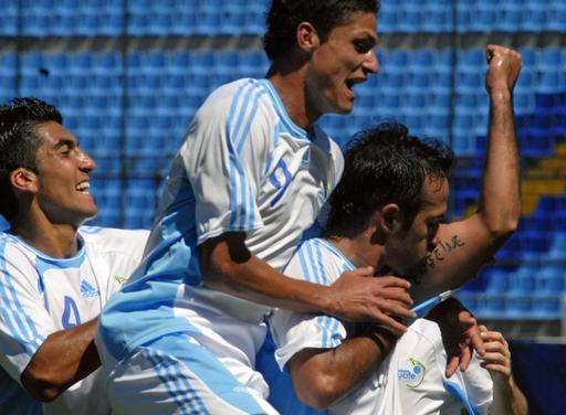 グアテマラ コスタリカに競り勝ちU-23選手権へ