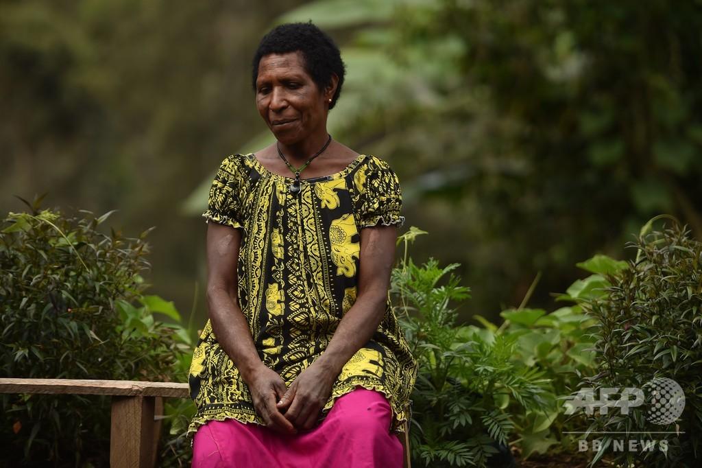 環境の変化を黒魔術のせいに、多発する現代の魔女狩り パプアニューギニア【再掲】
