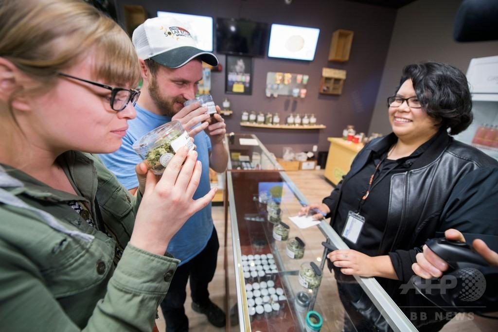 米国の合法大麻市場、3年で4.5兆円規模に 40万人雇用創出と試算