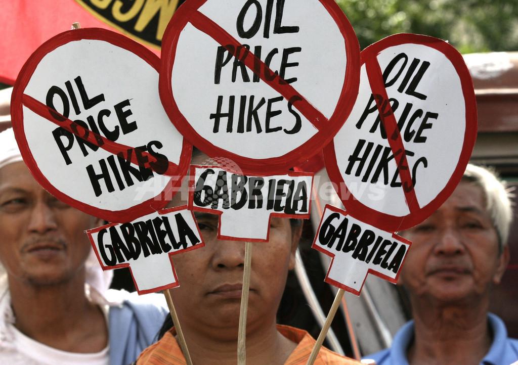 石油 危機 と は