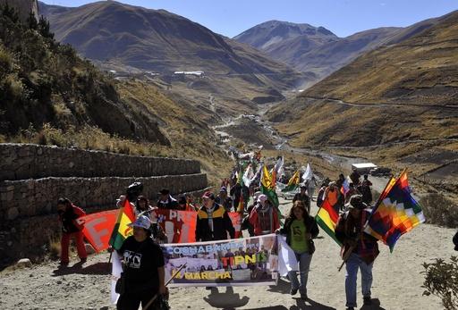 ボリビアの先住民パカワラ、絶滅の危機
