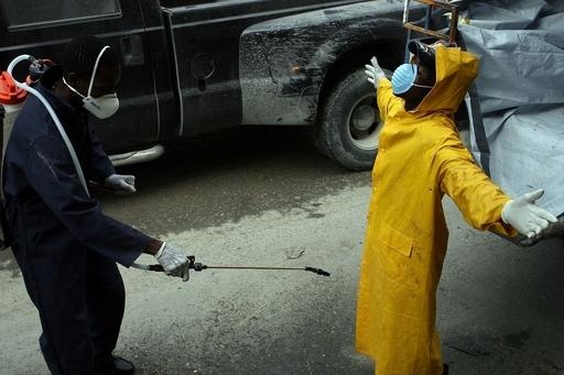 ハイチのコレラ禍、死者2000人超える