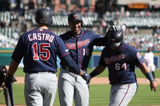 地区優勝のツインズ、MLB初のシーズン300本塁打に到達