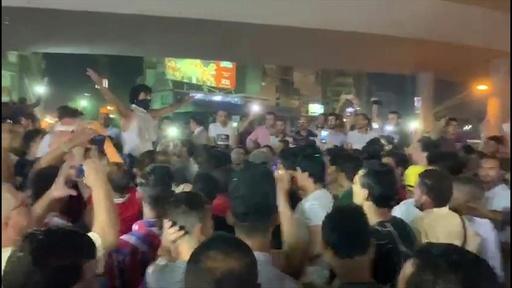 動画:エジプトで異例の反政権デモ、少なくとも5人逮捕