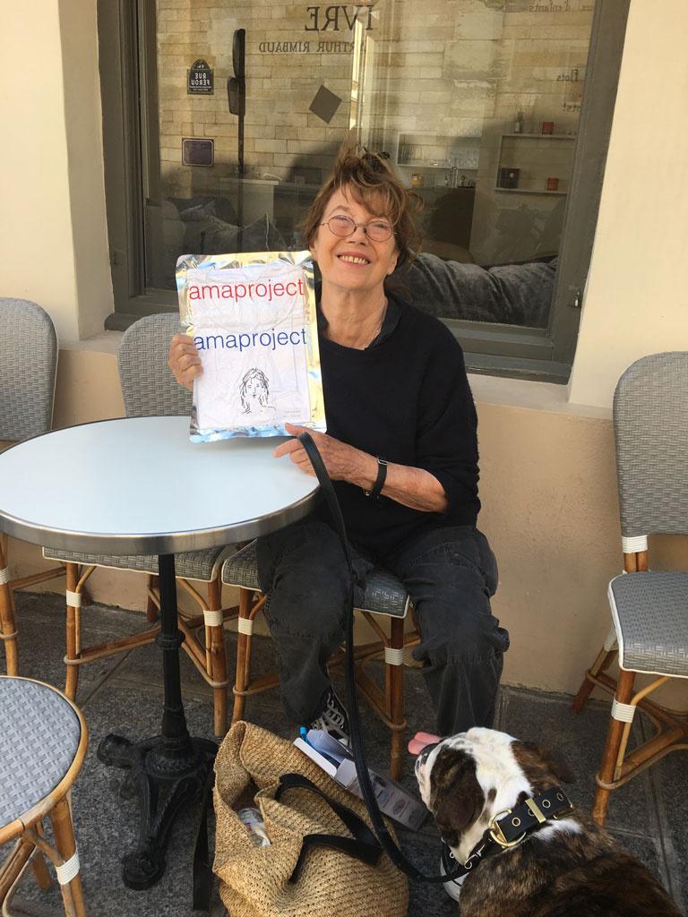 ジェーン・バーキンが支援する震災復興企画のポップアップが葉山にオープン!