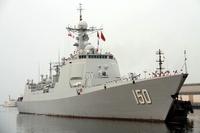 中国海軍の艦艇、イラン初訪問 関係緊密化をアピール