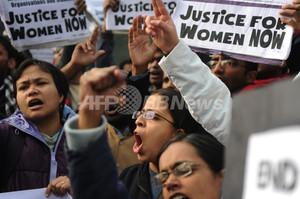 集団性的暴行で死亡のインド女性、結婚目前に悲劇